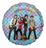 18 inch-es Camp Rock Rocking Birthday Szülinapi Héliumos Fólia Lufi