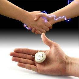 Sokkoló Kézfogás