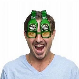 Sörösüveg Alakú Parti Szemüveg