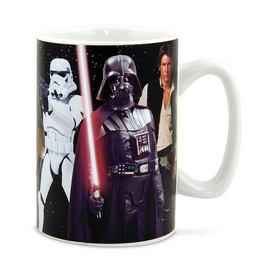 Star Wars 6 Féle Hangot Kiadó Bögre