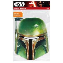 Boba Fett Star Wars Kartonpapír Maszk