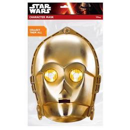 C-3PO Star Wars Kartonpapír Maszk