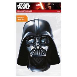 Darth Vader Star Wars Kartonpapír Maszk