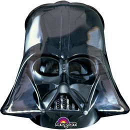 Star Wars - Darth Vader Mini Shape Fólia Pálcás Lufi