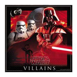 Star Wars - Csillagok Háborúja Hősök Szalvéta