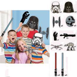Star Wars Kiegészítő Szett Fotózáshoz - 10 db-os