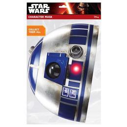 R2-D2 Star Wars Kartonpapír Maszk