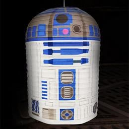 Star Wars R2D2 Lampion