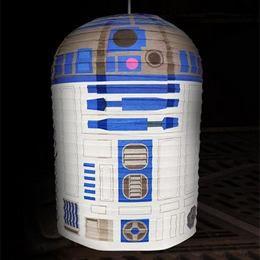 Star Wars R2D2 Lampion