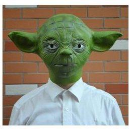 Star Wars Yoda Mester Maszk