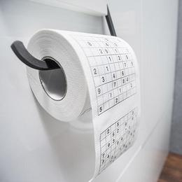 Sudoku Rejtvény WC Papír