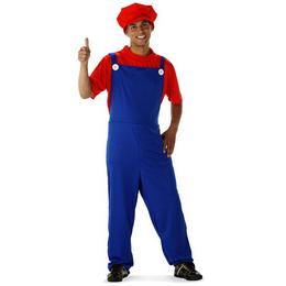 Super Mario Jelmez - M/L-es