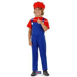 Super Mario Jelmez Gyerekeknek