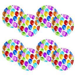 Lufis Tányér - Balloon Fiesta, 23 cm