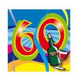 60. Születésnapra