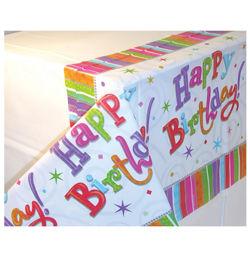 Csillagos Szülinapi Asztalterítő - Radiant Birthday