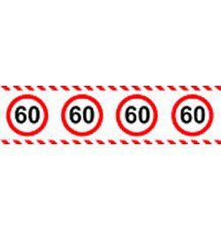 60-as Sebességkorlátozó Szülinapi Szalag