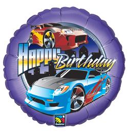 autós szülinapi képek 18 inch es Tuning Autók   Birthday Tuner Cars Szülinapi Héliumos  autós szülinapi képek