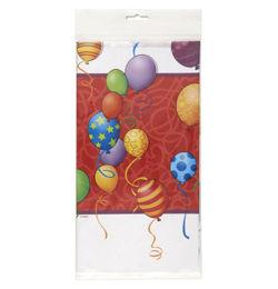 Léggömbös Szülinapi Asztalterítő - Birthday Balloons