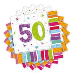 50. Születésnapra