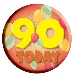 90. Születésnapra