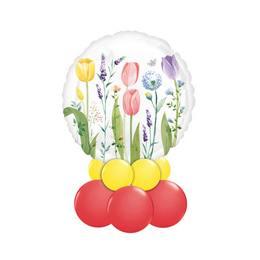 Tavaszi Tulipán - Anyáknapi asztaldísz