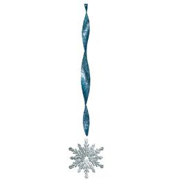 Hópelyhes Függő Dekoráció - 61 cm
