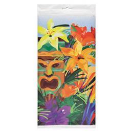 Tiki Tropical Parti Asztalterítő - 137 cm x 213 cm