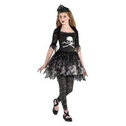 Tini Zombi Jelmez Lányoknak Halloween-re