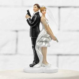Esküvői tortadíszek