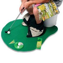 Toalett Mini Golf