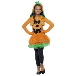 Halloween Tök Tütü Jelmez Gyerekeknek - S-es