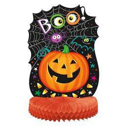 Pumpkin Pals - Tökfejes Parti Asztaldísz Halloween-re