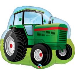 34 inch-es Traktoros - Farm Tractor Héliumos Fólia Lufi