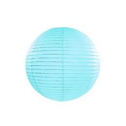 Türkizkék Gömb Lampion