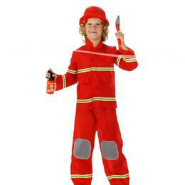 Tűzoltó Jelmez Gyerekeknek - M-es