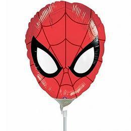 Ultimate Spider-Man Mini Shape Fólia Lufi Pálcán