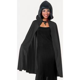 Fekete Női Vámpír Köpeny