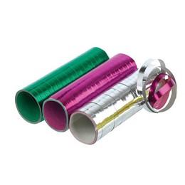 Vegyes Szerpentin, Ezüst-Pink-Zöld