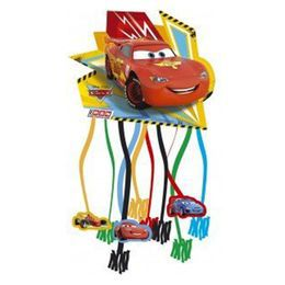 Verdák - Cars Racing Parti Pinata Játék