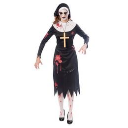Véres Apáca Jelmez Halloween-re
