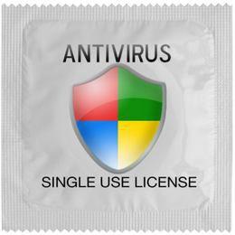Vicces Óvszer - Antivirus