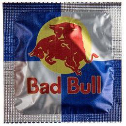 Vicces Óvszer - Bad Bull