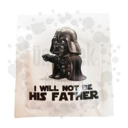 Vicces Óvszer - I Will Not Be Your Father