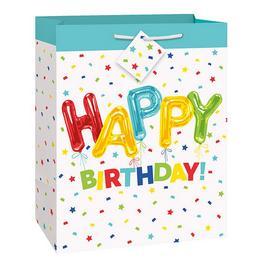 Vidám Happy Birthday Szülinapi Ajándéktasak