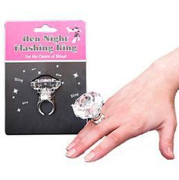 Világító Gyémánt Gyűrű