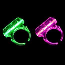 Világító Parti Gyűrű - Kék