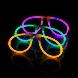 Világító Parti Szemüveg - Sárga