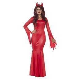 Vörös Ördög Női Jelmez, M-es
