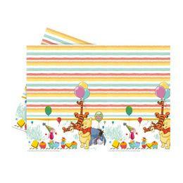 Winnie Sweet Tweets - Micimackó Parti Asztalterítő - 180 cm x 120 cm